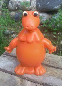 Figurine Casimir - L'île aux enfants - ORTF