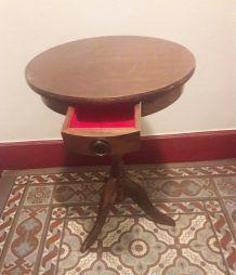 Table gigogne vintage années 50