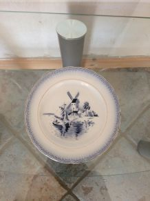 12 Assiettes à désert en porcelaine de Bavière