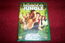 DVD WELCOME TO THE JUNGLE jean claude van damme