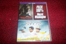 DVD NEUF 2 FILMS AVEC DENZEL WASHINGTON VOIR DETAILS