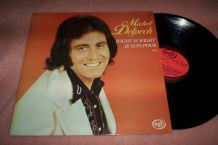 disque 33 tours michel delpech 12 titres