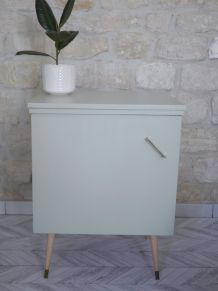 Grand chevet / Petite table tv vintage