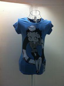 T-shirt Betty Boop Zara taille M