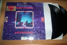 ANTHOLOGIE 3 DISQUES 33 TOURS DE DEEP PURPLE rare