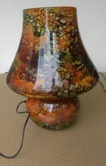 Lampe Champignon MURANO
