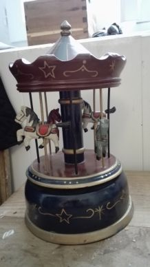 Manège Carousel musical