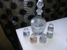 bouteille +5 verre