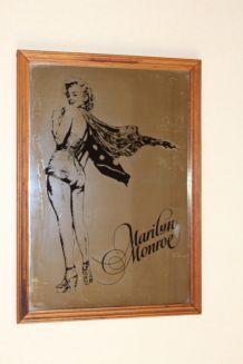 Miroir Marilyn Monroe