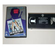 CASSETTE VHS JAMES BOND rien que pour vos yeux