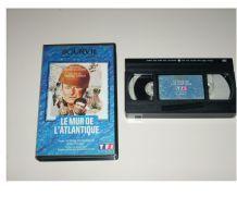 CASSETTE VHS LE MUR DE L'ATLANTIQUE