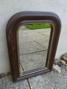 Miroir style Louis Philippe vintage 19 eme