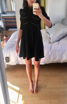Robe/Chemise MAGE noire