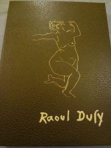 "Livre ""Raoul Dufy"""