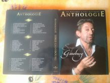 GAINSBOURG Coffret Anthologie 3CD