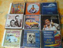 CD Musique Détente et Retro