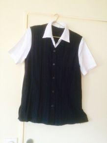 Chemise manche courte Vintage neuf T 40