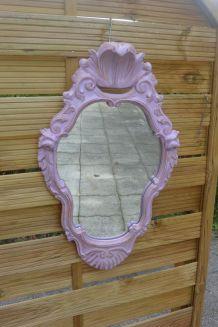 miroir bois de rose