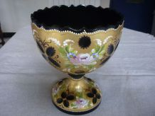 Coupe de mariage vintage verrerie de Murano