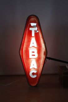 ANCIENNE ENSEIGNE CAROTTE TABAC