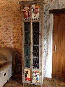 armoire confiturier