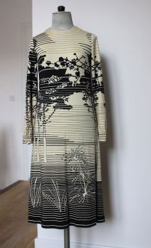 """La robe vintage """"auprès de mon arbre"""""""