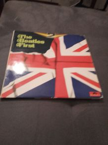 Vinyle the Beatles first