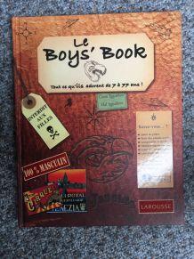 Le boy's book