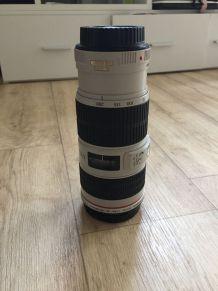 Objectif Canon 70-200 mm f/4 is usm bon état