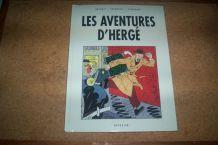 ALBUM EO LES AVENTURES D' HERGE