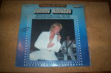DISQUE 33 TOURS JOHNNY HALLYDAY 12 titres