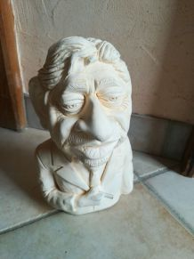 Buste statue Gainsbourg