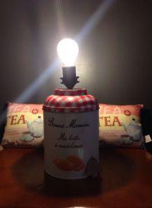 lampe madeleine