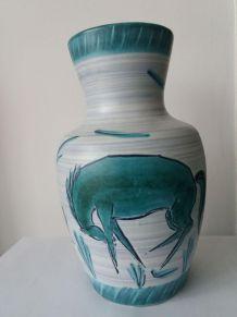 vase céramique suisse