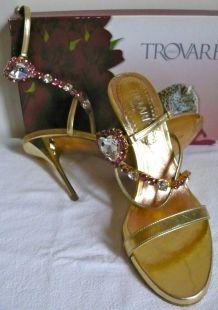Sandales bijoux SWAROVSKI
