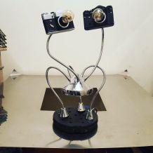 Lampe de salon design