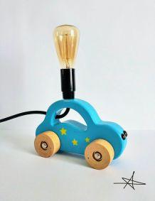 "Lampe à poser ""Petit Bolide"""