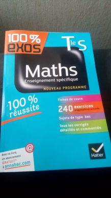 Manuel mathématiques BAC S
