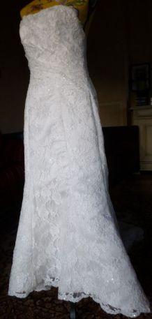 Robe de mariée DEMETRIOS TS/M
