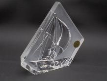 Déco / Presse-papiers en cristal