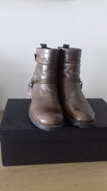 Bottines neuves