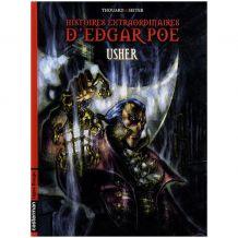 BD Histoires extraordinaires d'Edgar Poe, Tome 02