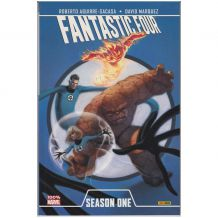 BD Fantastic Four : Season one, 22 Août 2012