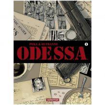 BD Odessa, Tome 01