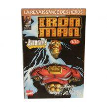 4 comics La Renaissance des Héros en VF