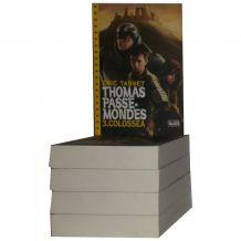 Lot de 5 livres Thomas Passe-Mondes, Tome 03, Colossea