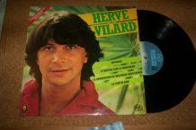 disque 33 tours 11 titres herve vilard