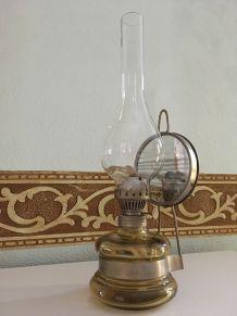 lampe à petrole ancienne année 50