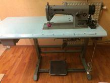 Machine à coudre d'atelier