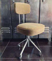Chaise de bureau année 70